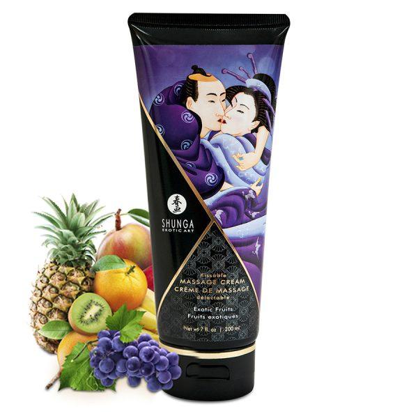 crema da massaggio frutti esotici shunga