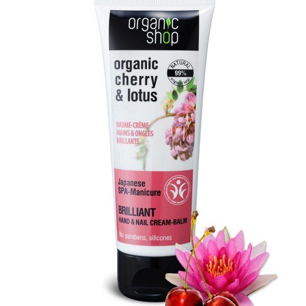 crema-balsamo-mani-unghie-illuminante-ciliegia-biologica-loto-organic-shop