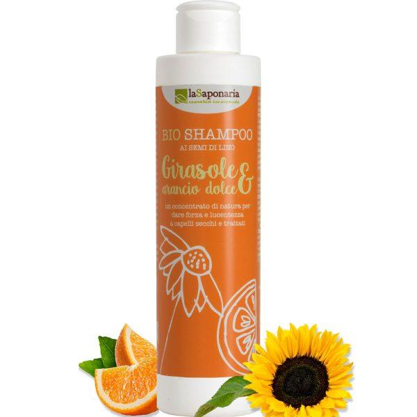 shampoo-la-saponaria-capelli-secchi-girasole-arancio