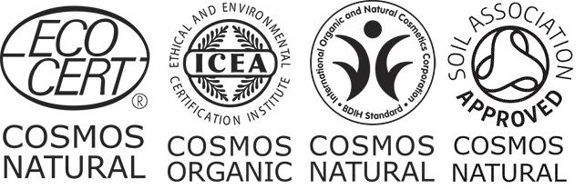 cosmos-organic certificati