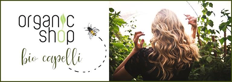 prodotti naturali bio per capelli