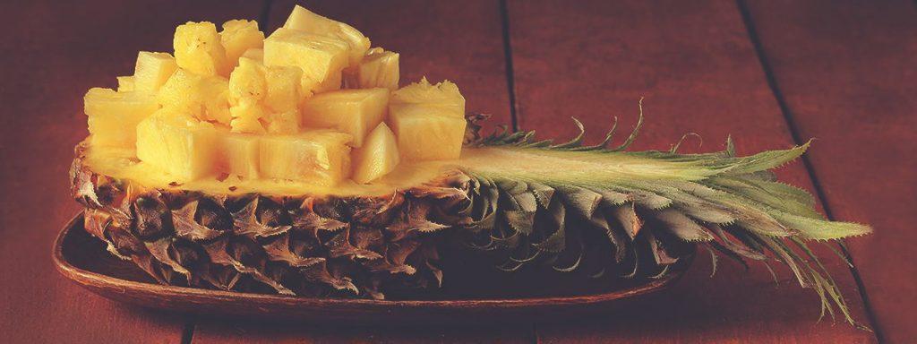Ananas aroma di Tropici e succosa dolcezza