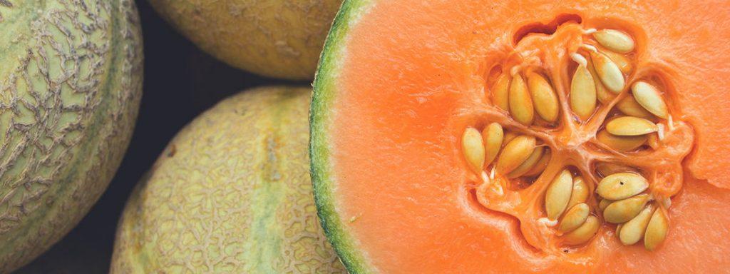 Melone aroma dolce e succoso, solare come l'estate